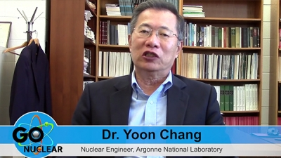 Dr. Yoon Chang - A Personal History as a Nuclear Engineer - video USofA