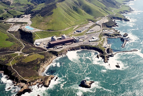 Diablo Canyon Nuclear Power Station, California