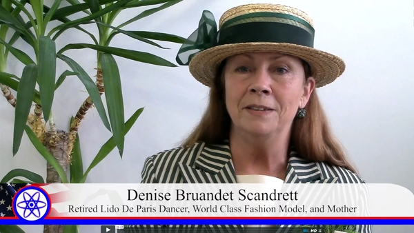 Denise Braundet Scandrett - An Environmental Conversation France